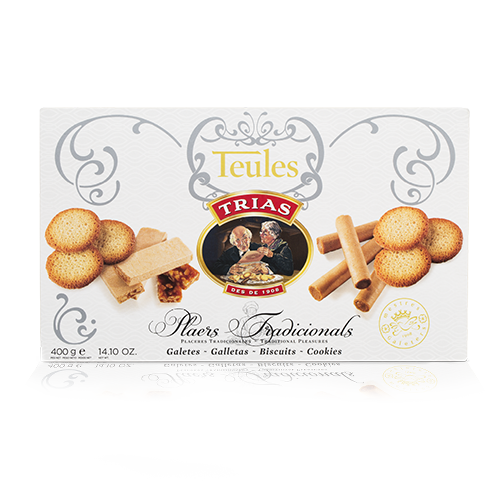 Assortiment Teules (400 g) Trias