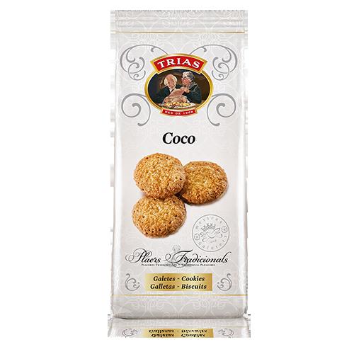 Galetes Coco Bossa (150 g) Trias
