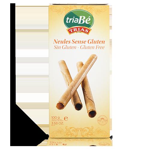 Neules s/gluten Triabé (100 g) Trias