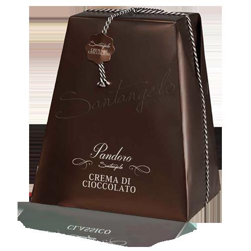 Pandoro Premium Crema di Cioccolato (900 g) Santangelo