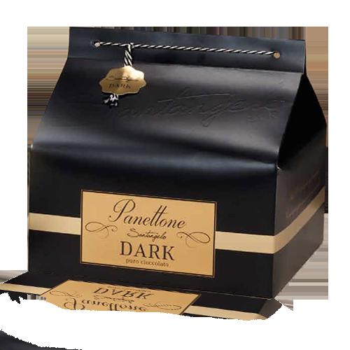 Panettone Premium Dark Cioccolato (900 g) Santangelo