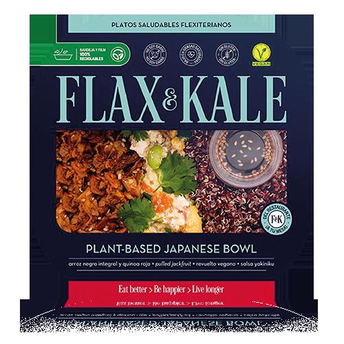 Bowl Japonés Vegà (275 g) Flax and Kale