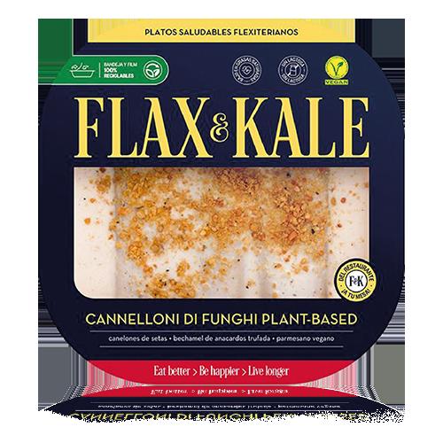 Cannelloni de Bolets Vegà (275 g) Flax & Kale