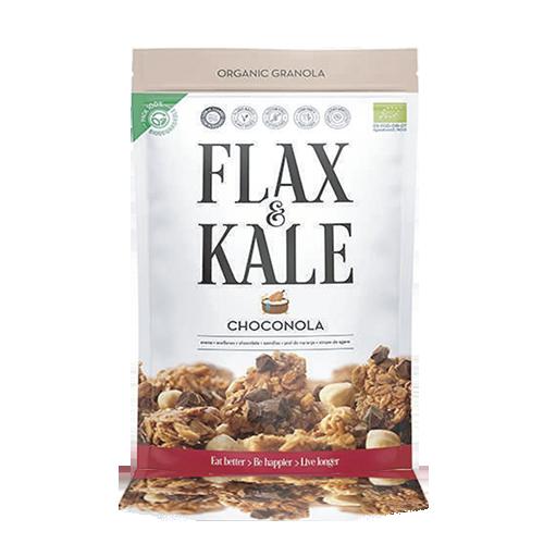 Granola Choconola Bio (300 g) Flax & Kale