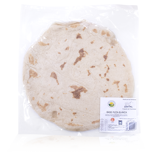 Base de Pizza Blanca (385 g) Borbonia