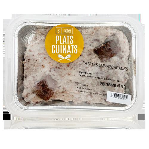 Patates Emmascarades (420 g) Cal Fruitós