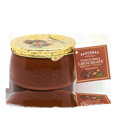 Crema Chocolate con Praliné Bio (100 g) Pastoret