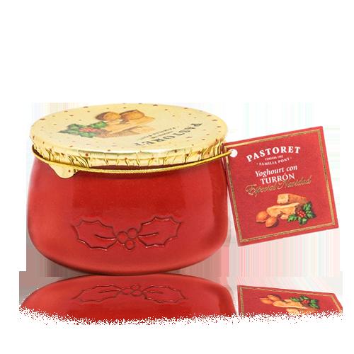 Crema Yoghourt con Turrón (100 g) Pastoret