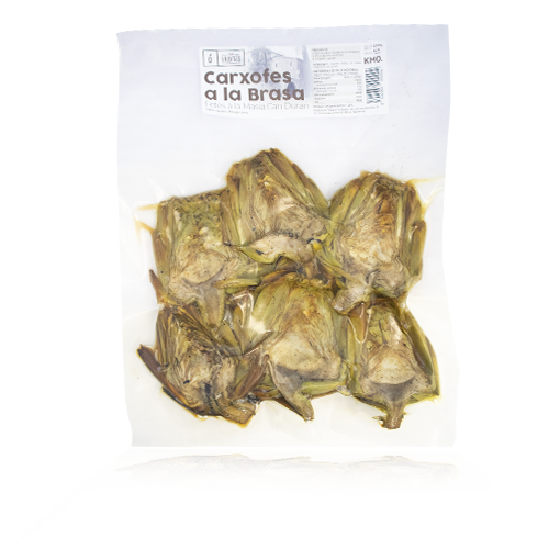 Carxofes a la Brasa (250 g) Cal Fruitós