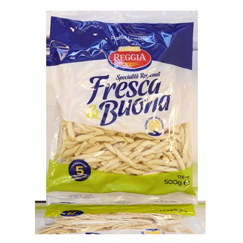 Pasta Fresca Fusilli Avellinesi (500 g) Reggia