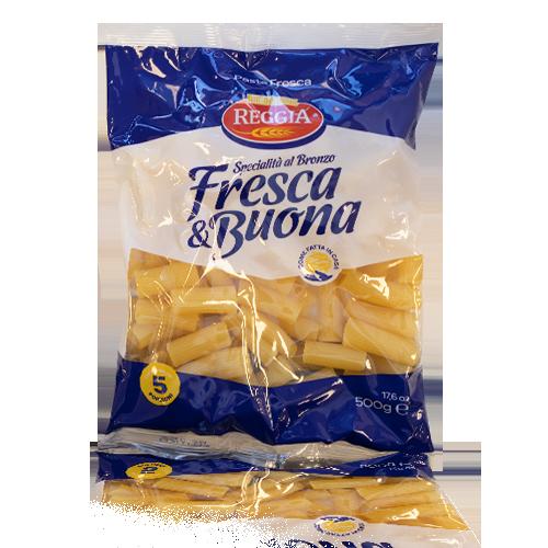Pasta Fresca Rigatoni Napoletani (500 g) Reggia