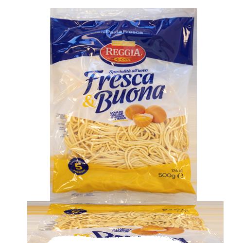 Pasta Fresca Spaguetti Chitarra (500 g) Reggia