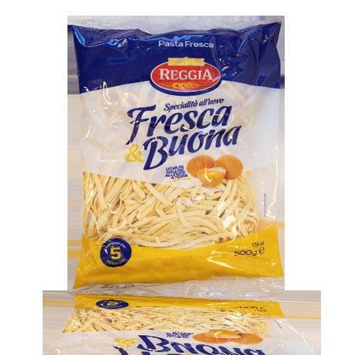 Pasta Fresca Tagliatelle (500 g) Reggia