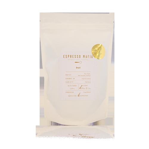 Café en Grano Brasil (250 g) Espresso Mafia - Cal Fruitós