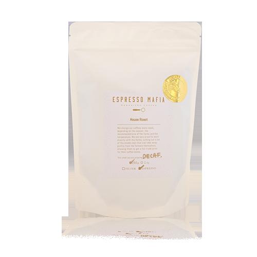 Café en Grano Descafeinado (250 g) Espresso Mafia - Cal Fruitós