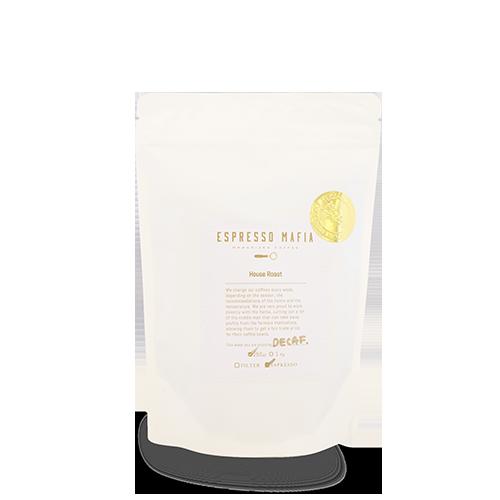 Cafè en Gra Descafeïnat (250 g) Espresso Mafia - Cal Fruitós