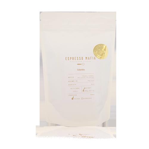 Café en Grano Colombia (250 g) Espresso Mafia - Cal Fruitós