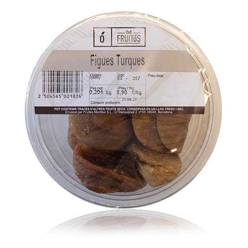 Figues Turques Nº5 Safata (200 g)