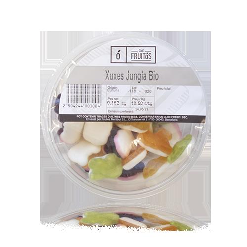 Chuches Jungla Bandeja (160 g)