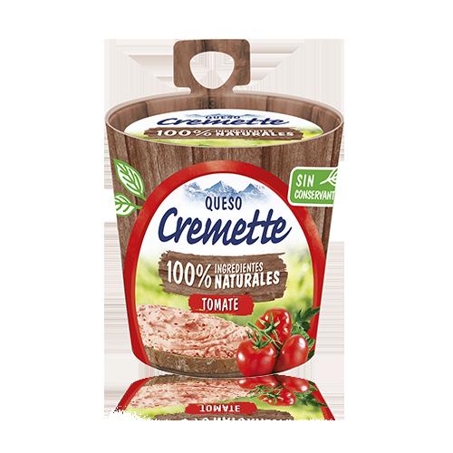 Formatge per Untar amb Tomàquet (150 g) Cremette Premium Hochland