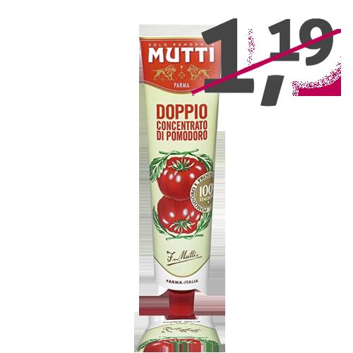 Doppio Concentrato di Pomodoro (130 g) Mutti