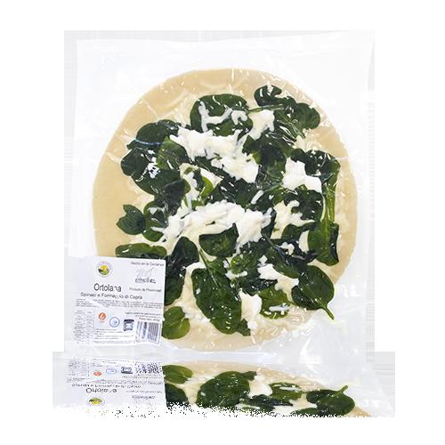 Pizza Ortolana (400 g) Borbonia