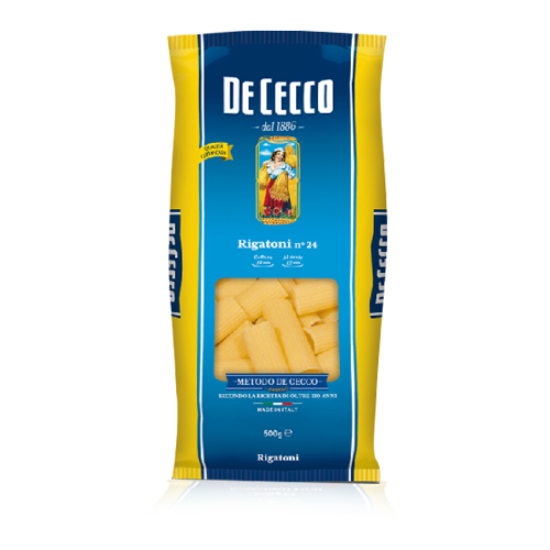 Rigatoni nº24 (500 g) De Cecco