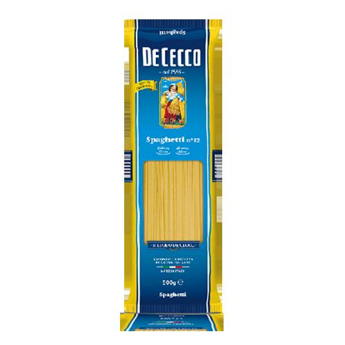 Spaguetti nº12 (500 g) De Cecco