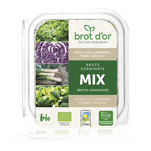 Germinat de Mix de Brots BIO