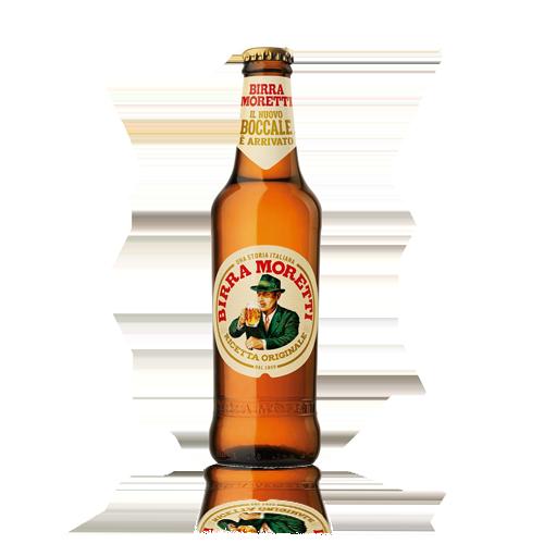 Cervesa Italiana (33 cl) Birra Moretti