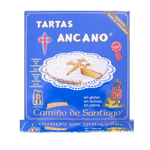 Pastís de Santiago (570 g) Ancano