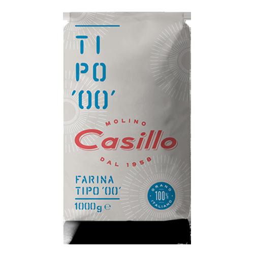 Farina Doppio Zero (1 kg) Casillo