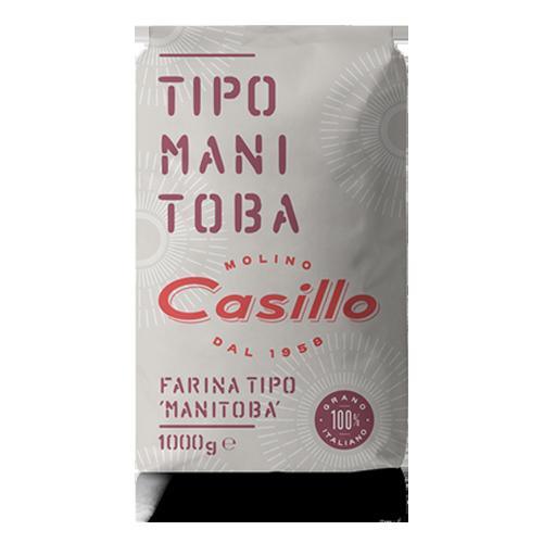 Farina Manitoba (1 kg) Casillo