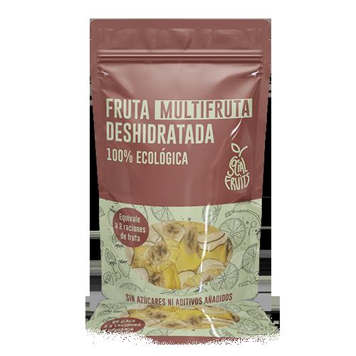 Multifruita Deshidratada Bio Social Fruits