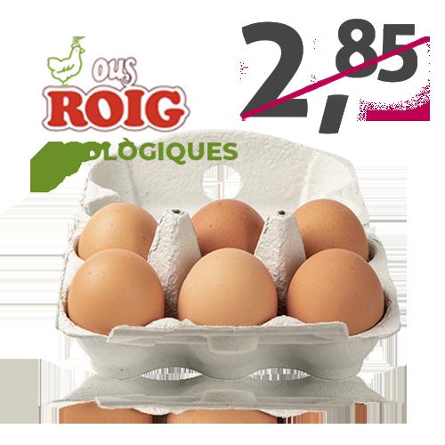 Huevos Granel Ecológicos