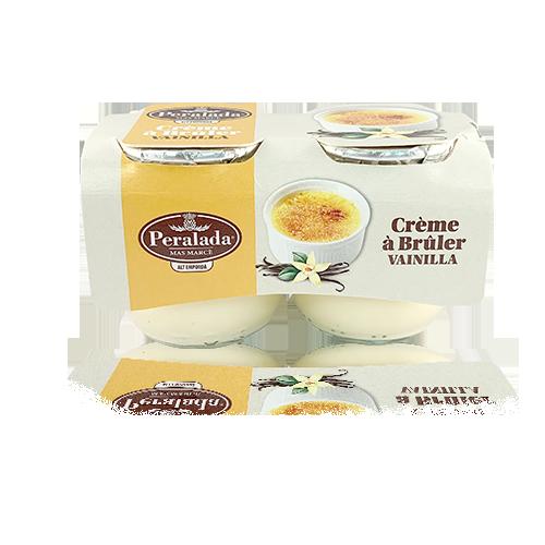Crème à Bruler Vainilla 2x100g Peralada