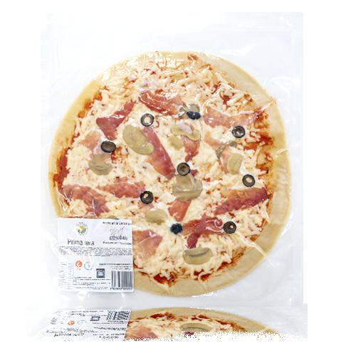 Pizza Primavera 400g Borbonia