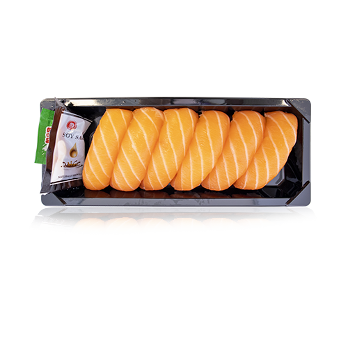 Sushi Nigiri de Salmó 6u EH