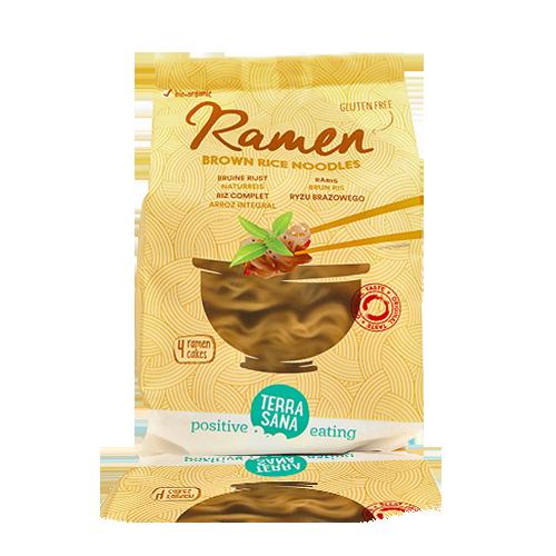 Noodles per Ramen Arròs Integral Bio 280g Terrasana