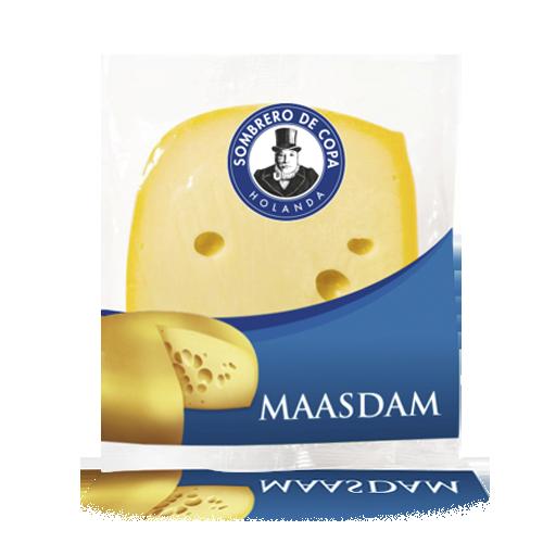 Formatge Maasdam 330g Sombrero de Copa