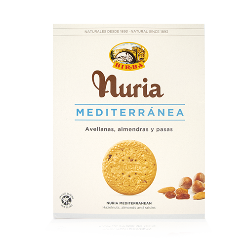 Galeta Mediterrànea 420g Nuria-Birba