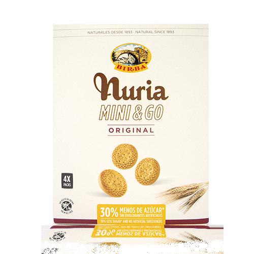 Galeta Mini & Go Original 200g Nuria-Birba