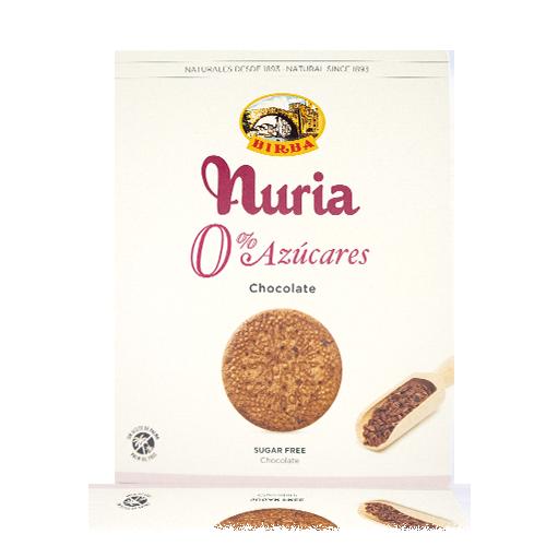 Galeta 0% Xocolata 405g Nuria-Birba