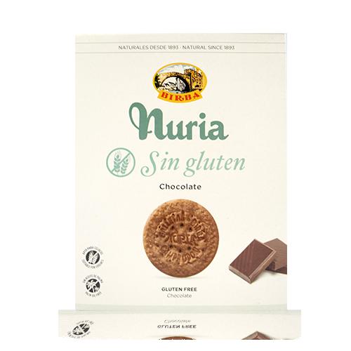 Galeta S/Gluten Xocolata 420g Nuria-Birba