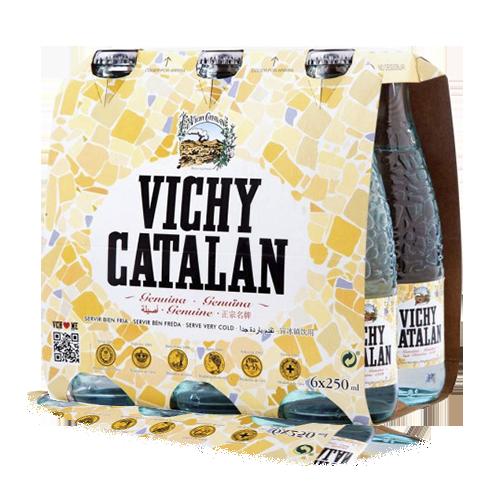 Vichy Catalan 250ml - Pack 6