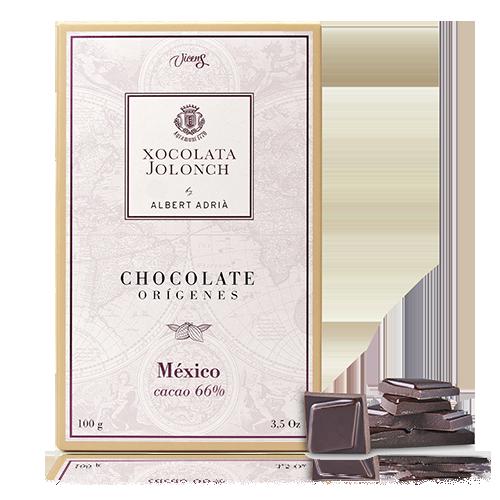 Chocolate México 66% 100g Jolonch-Vicens Albert Adrià