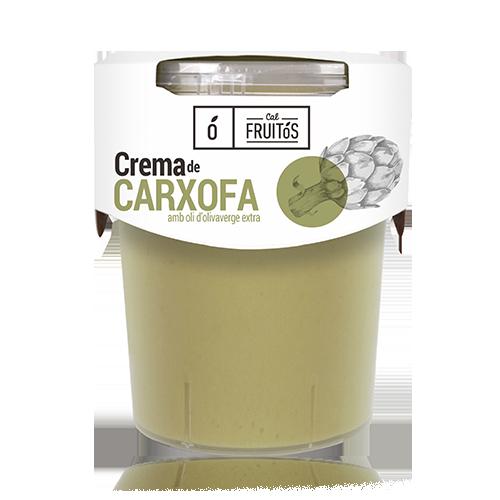 Crema de Carxofes Fresca 485ml Cal Fruitós