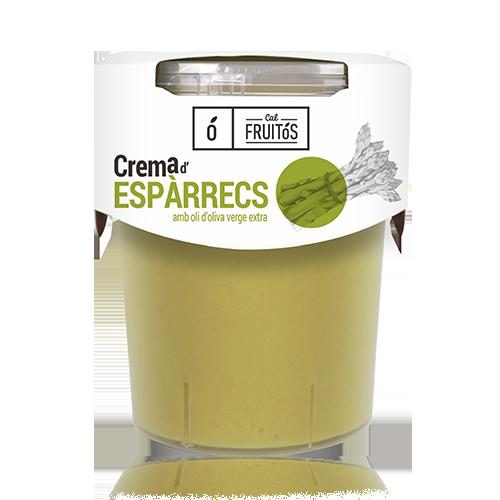 Crema d' Espàrrecs Fresca 485ml Cal Fruitós