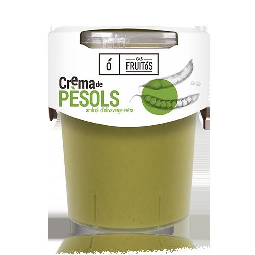 Crema de Pèsols Fresca 485ml Cal Fruitós