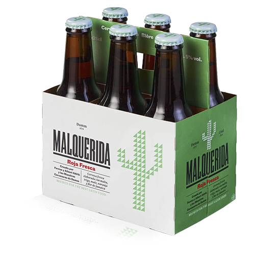 Cervesa Malquerida Ampolla Vidre 25cl - Pack 6ud